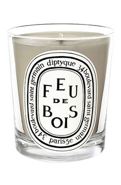 diptyque 'Feu de Bois' Scented Candle at Nordstrom.com. Feu de Bois-scented candle: The warm, familiar, sophisticated accord of rare woods throughout the long winter days.