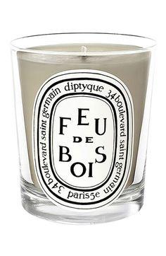 diptyque 'Feu de Bois' Scented Candle 6.5 oz by: diptyque @Nordstrom