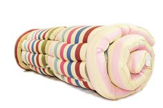 Double cotton roll-up bed: Amazon.co.uk: Kitchen & Home