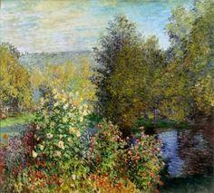 Corner of Monet's Garden