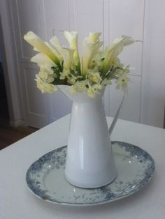Lilies and jonquils