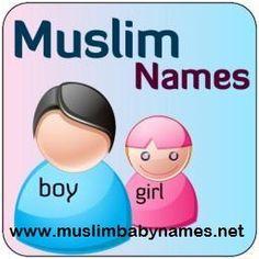 Modern islamic baby boy names in urdu