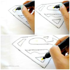 How to Make Kids Crafting Personal - Somewhat Simple Fun Projects For Kids, Fun Activities For Kids, Easy Crafts For Kids, Art For Kids, Kids Fun, T Shirt Painting, Fabric Markers, Kids Church, Creative Teaching