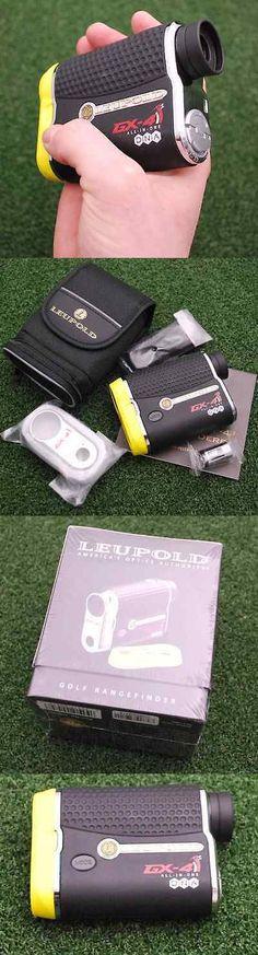 Rangefinders and Scopes 111289: Leupold Gx 4I 2 Squared - Gx4i2 Gx4i 19088 Laser Golf Rangefinder - New -> BUY IT NOW ONLY: $359.95 on eBay! #GolfRangefinder