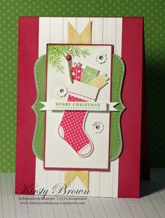 Stampin' Up! SU by Kirsty Brown, Kirsty's Cards n' Scrapping