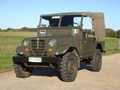 """- 1954 Alfa Romeo 1900M AR51 """"Matta"""""""