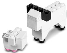 FREE LEGO Lamb Mini Model Build at LEGO Stores on April 2nd on http://hunt4freebies.com