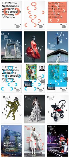 Dutch Creative Council on Behance