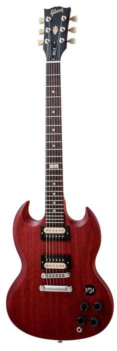 Gibson 2014 SGJ Cherry Satin #gibson #guitar