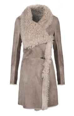 Karlstad Shearling Coat