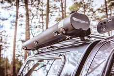 Truck Living, Jeep Wj, Water Storage, Truck Accessories, Roof Rack, Family Adventure, Water Tank, Storage Solutions, Campers