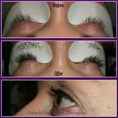 Eyelash extensions from Simply Indulgent Therapies.. #lashes #extensions #individuallashextensions #eyelashes #eyes #simplyindulgenttherapies #norwich