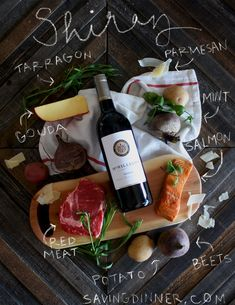 Wine lover Here's your pairing guide…