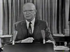 The Constitution of the People was not designed to benefit only the economic elite, the military industrial complex, nor support corporate greed.  Ike saw these self same dangers back in the late 50's.