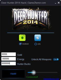 Deer Hunter 2014 Hack http://gamezterror.com/deer-hunter-2014-hack/