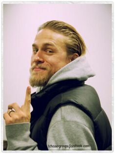 Charlie Hunnam the one and only