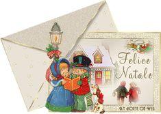 Gif natale: cartoline augurali animate