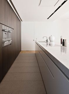 New Kitchen Design Modern Contemporary Colour Ideas Contemporary Kitchen Design, Contemporary Interior, Interior Design Kitchen, Modern Interior Design, New Kitchen, Kitchen Decor, Kitchen Modern, Modern Stoves, Modern Sink