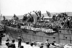 """Eyewitness 1948: Fighting for the Jewish State  (I wonder if this is the vessel """"Exodus"""")"""