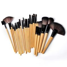 12.87$  Watch here - http://alipk0.shopchina.info/1/go.php?t=32802769655 - OEM Profession Make Up Brush 24 Piece High Quality Blush Brush Lipbrush Eyeshadow Brush Top Grade Makeup Brush Kit 12.87$ #aliexpressideas