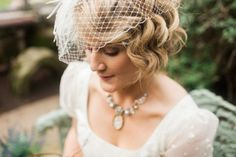 Victorian Inspired Bride Paula O'Hara -A Sweet Vintage Celebration