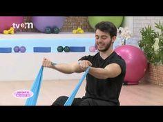 Ebru Şallı İle Pilates Egzersizleri 9.Bölüm - YouTube