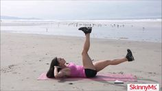 Fabuous Abs in 30 Days Workout Challenge