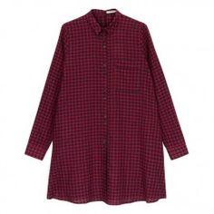 Red Check Georgia Shirt