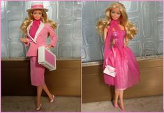 Sometimes I pretend to be Day to Night Barbie by illina86, via Flickr
