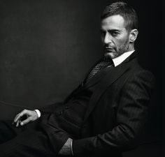 Marc Jacobs Photographed by Annie Leibovitz for the January Issue of Vogue