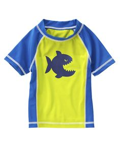 Piranha Fish Rash Guard at Crazy 8