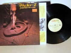 Fischer-Z - Going Deaf For A Living GER 80 LP