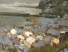 David Curtis Exhibition 2010 - Richard Hagen - Fine Art Gallery