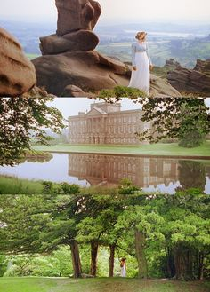 Lizzie's visit to Pemberley, Pride and Prejudice, 1995