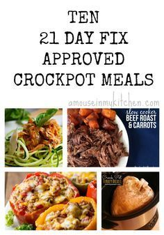 I do love my crockpot...