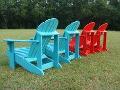 Polywood Adirondack Chairs - Locally Handmade Adirondack Furniture
