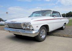 This 1962 Chevrolet Impala Sport Coupe could be yours in Dallas, Nov. Nov 21, November, Dallas Market Hall, Dallas Auction, Chevrolet Impala, 21st, Cars, November Born, Autos