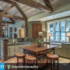 On the blog right now.  French Perfection #atlrealestate #luxuryrealestate #luxuryhomes #beams #kitchen #kitchens #french #atlantainteriorphotographer #atlantaarchitecturephotographer #weloveatl
