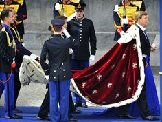 King Willem Alexander and Queen Maxima