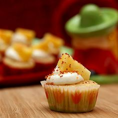 Baking Memories: No time for a siesta, when you have a Pineapple Chile-Lime fiesta!
