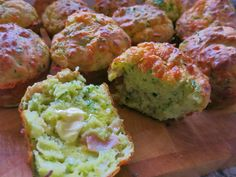 Ham, Cheese and Spinach Muffins. Cooking with Kids. Yummy sandwich substitute. (This recipe is simple enough that it was made by a 2 y/o with minimal assistance)