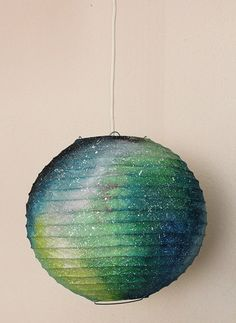 Items similar to Galaxy Paper Lantern on Etsy – Galaxy Art Space Party, Space Theme, Diy Galaxy, Galaxy Art, Galaxy Bedroom, Dance Themes, Galaxy Painting, Painted Paper, Paper Lanterns