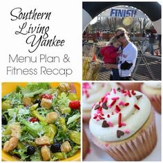 Southern Living Yankee: Weight Watchers Simply Filling Weekly Menu Plan and Fitness Recap {1/25}
