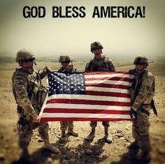 MT @2AFight: God Bless America!  #RenewUS #PJNET