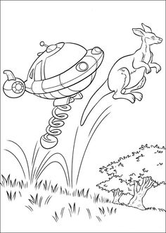 Little Einsteins coloring pages for kids printable free