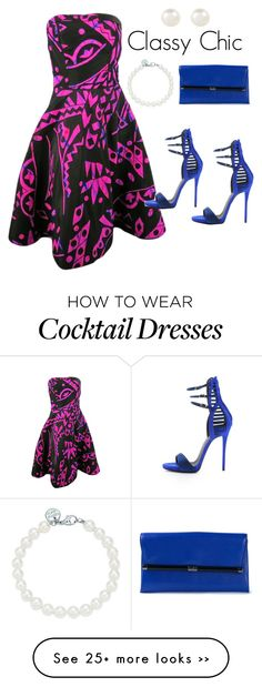 """Classy Chic"" by lionladydiva on Polyvore"