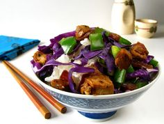 asian chicken stir fry recipe   Approximate cost/serving: The stir fry itself is only $1.60 for the whole batch and was enough for leftovers for each of us.  With 1/2 cup cooked rice each serving it was only 68 cents per serving!  I know, insanity!