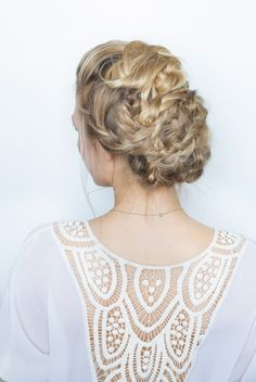 Braided Hairstyle by