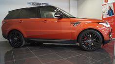 (1) FINN – Land Rover Range Rover Sport