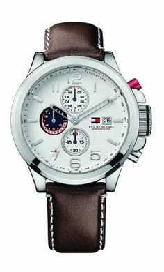 Tommy Hilfiger Watches Men's Analogue Quartz Watch 1790810 by Tommy Hilfiger, http://www.amazon.co.uk/dp/B005L2M97O/ref=cm_sw_r_pi_dp_o1qprb1WE24BJ